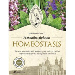 Herbatka ziołowa HOMEOSTASIS