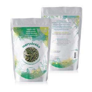Herbatka z liści konopi siewnych Marysieńka