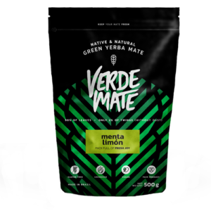 Verde Mate Green Menta Limon