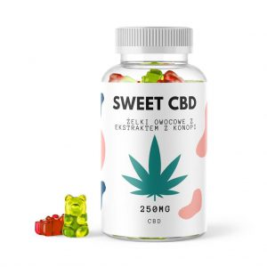 sweet CBD 250 mg