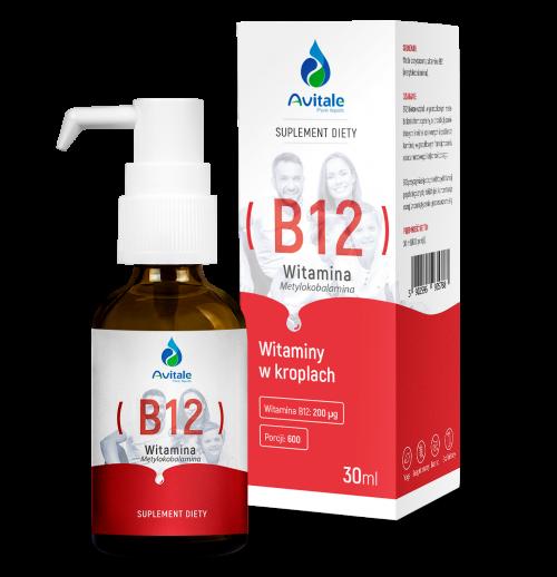 Avitale Witamina B12